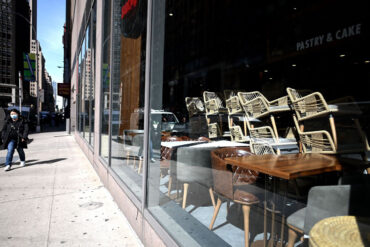 82% of Independent Restaurants and Bars Said That They Were at Risk of Shuttering82% of Independent Restaurants and Bars Said That They Were at Risk of Shuttering