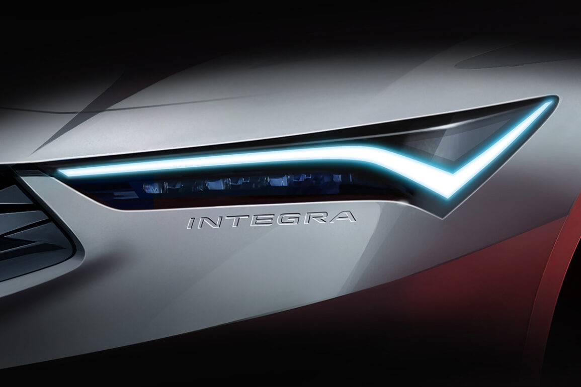 A Legend Returns: New Acura Integra Coming for a New Generation