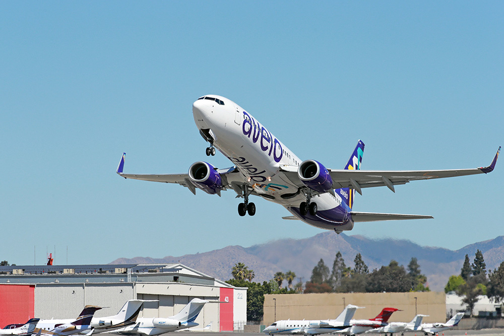 Avelo Airlines Adds a New Nonstop Service Between Eureka and Las Vegas