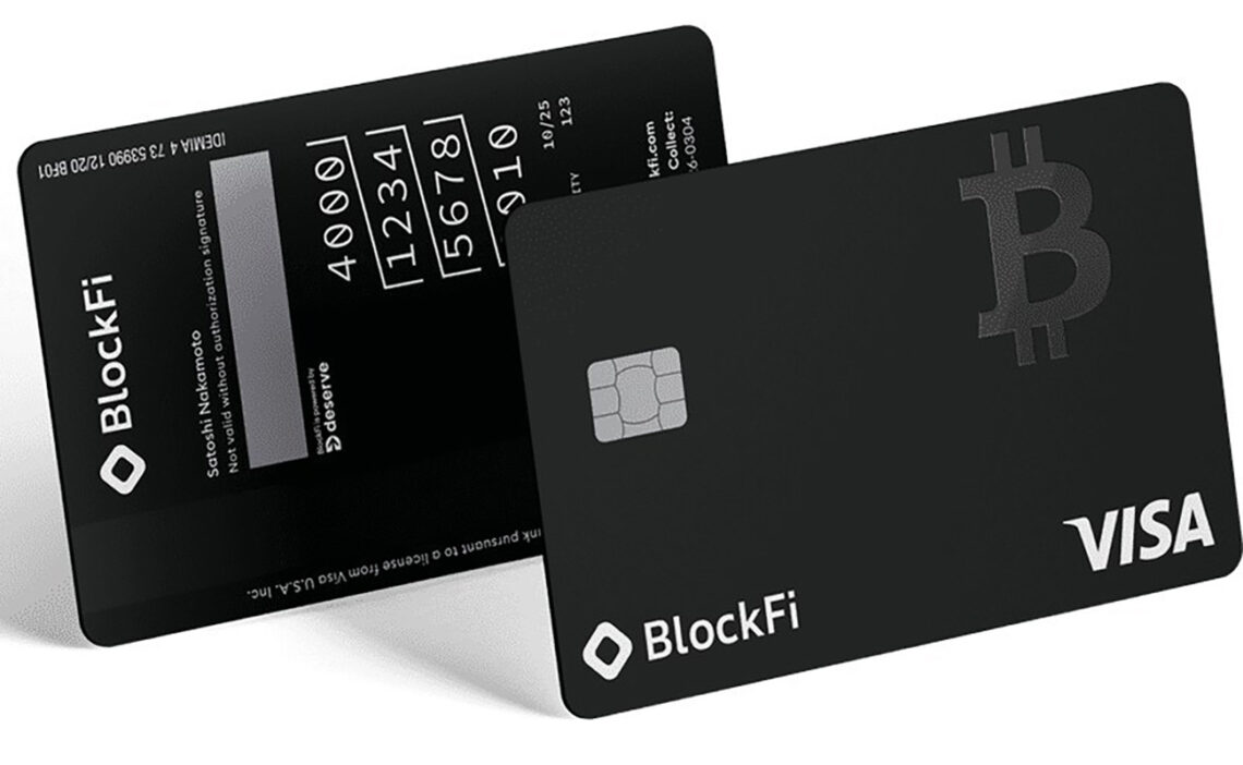 BlockFi Announces Launch of the BlockFi Rewards Credit Card to US Waitlist Clients