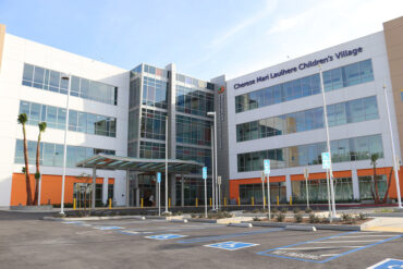 Children's Village at Miller Children's & Women's Hospital Long Beach Sees First Patients