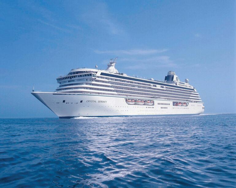 Cruising to Return to The Bahamas on Crystal Cruises Beginning July 2021