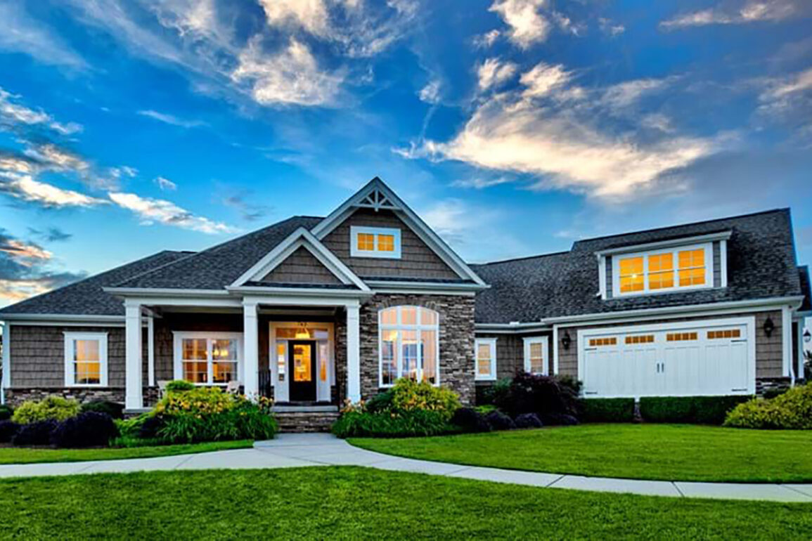 Custom Home Builder Schumacher Homes Wins National Silver Awards for Two Model Homes