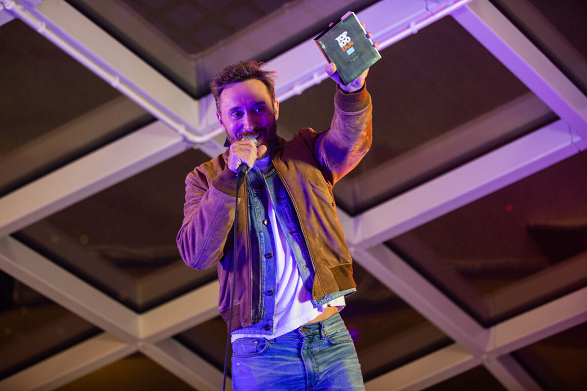David Guetta Has Been Crowned as The World's No.1 Dj for the Second Consecutive Year