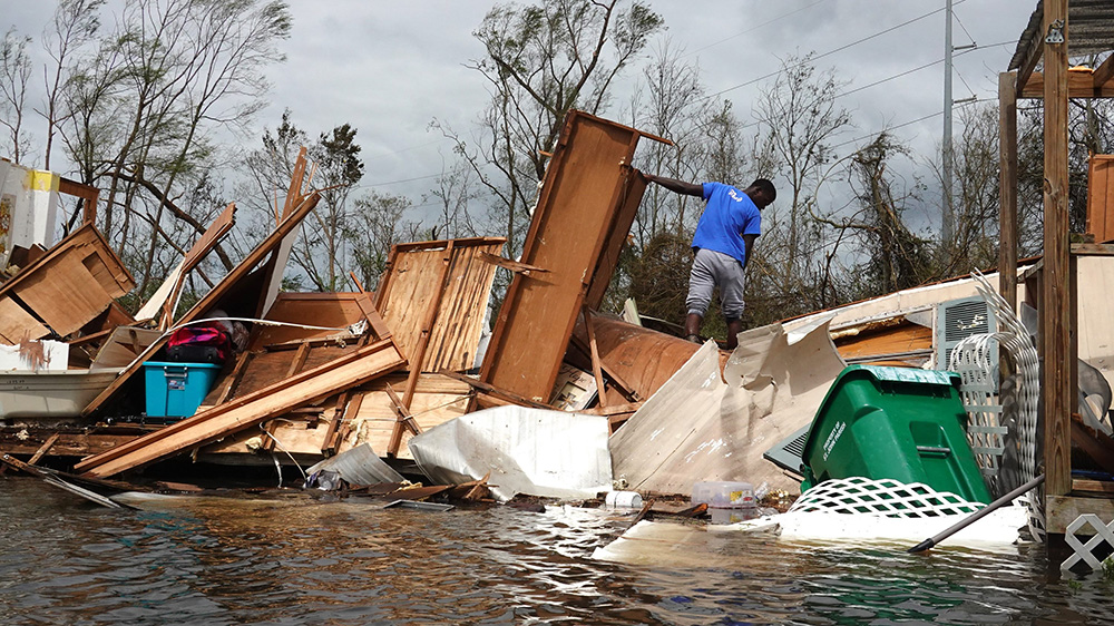 For Hurricane Victims, Prolonged Disruption of Utilities, Limited Preparation Lead to Longer Recovery Times