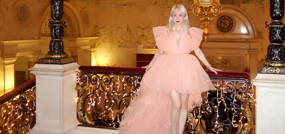 Futuristic Artist Athena Von Bourbon Merges Entertainment With Fashion