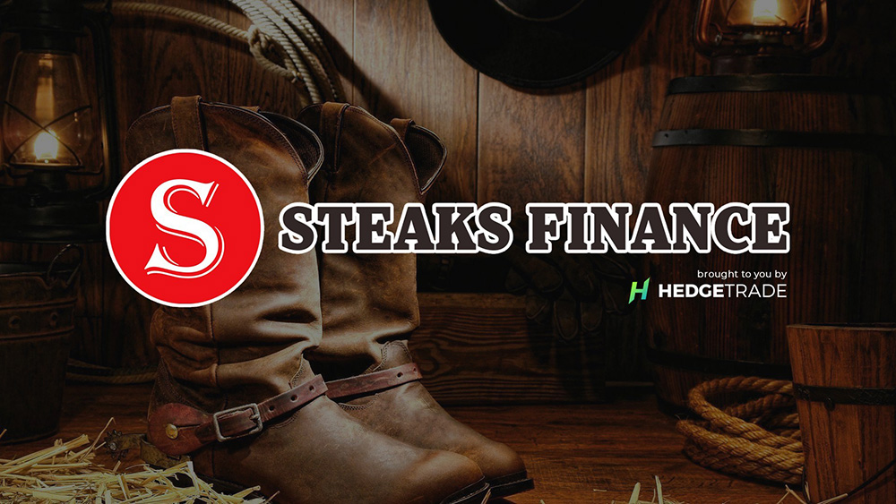 HedgeTrade Introduces Steaks Finance – A Fair Launch DeFi Token with Lasting Power