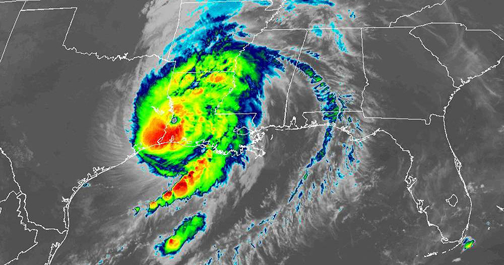 Hospital Utilizes Internet Command Center in Preparation for Hurricane Laura