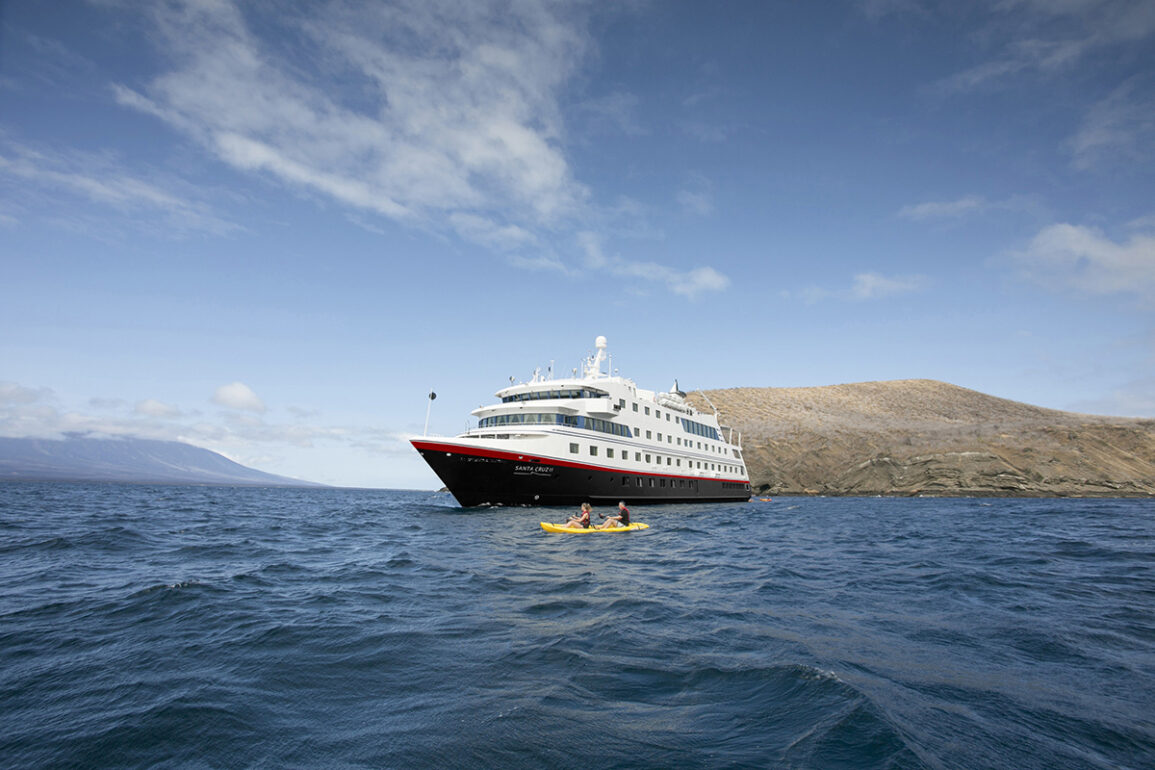Hurtigruten Expeditions Continues Expansion: Introduces Exclusive Galapagos Expedition Cruises