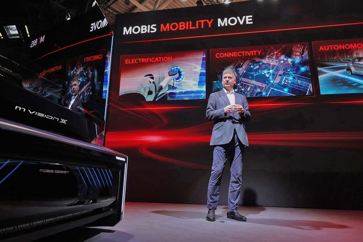 Hyundai Mobis Shows Its Vision for 'Mobis Mobility Move' at IAA Mobility