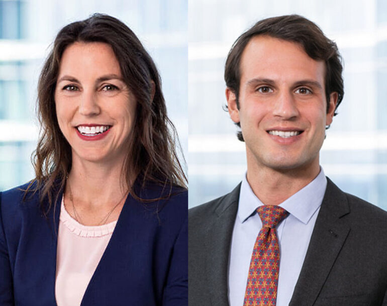 Keller Lenkner Partners Nicole Berg & Seth Meyer Named Crain's Chicago Business 2021 Notable Rising Stars in Law