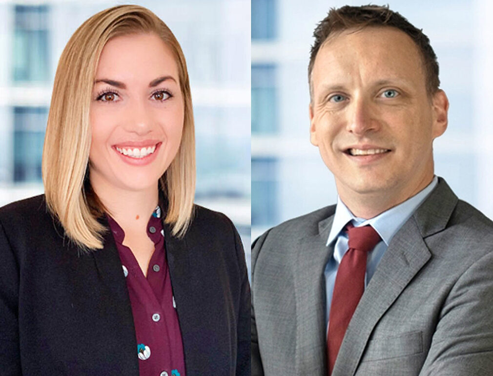 Keller Lenkner's Brooke Clason Smith and Frank Dylewski Named 2022 Best Lawyers: Ones to Watch