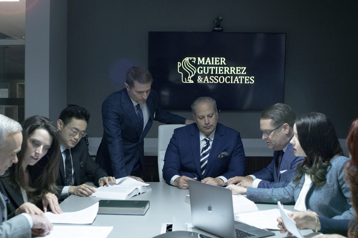 Law Firm Maier Gutierrez & Associates Relaunches Brand With Innovative Campaign