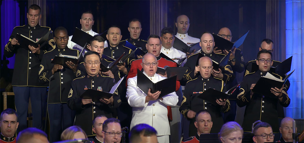 Marine Composes 9/11 Musical Tribute for 20th Anniversary