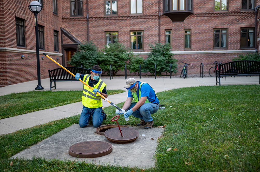 Michigan Researchers Get $5.3M to Expand COVID-19 Wastewater Monitoring