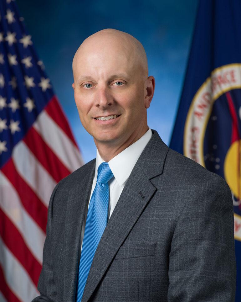 NASA Announces New Johnson Space Center Deputy Director