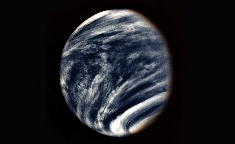 New Research Suggests Explosive Volcanic Activity on Venus