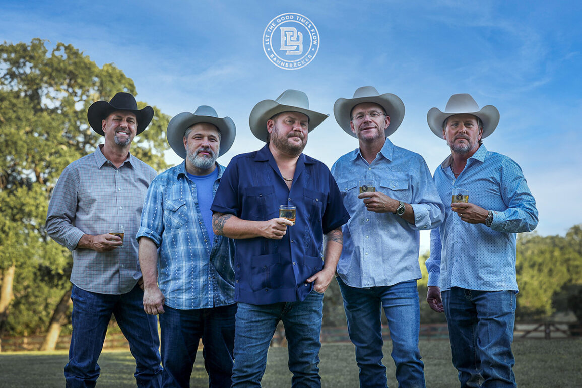 New Spirits Brand, Bahnbrëcker, Helmed by Texas Musician Randy Rogers, Launches World's First Hefeweizen-Style Whiskey