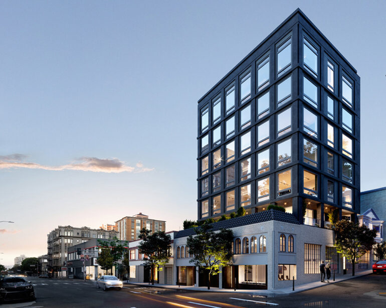 Noir Condominiums Define Panoramic Living in Lower Pacific Heights