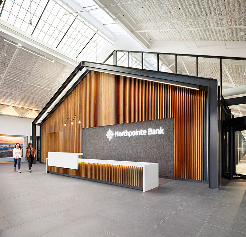 Northpointe Bank and Ghafari Associates Unveil a Cutting-Edge Workplace Transformation for New Operations Center