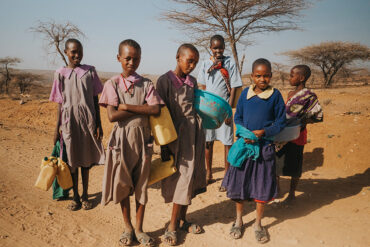 One Billion Children at 'Extremely High Risk' of the Impacts of the Climate Crisis