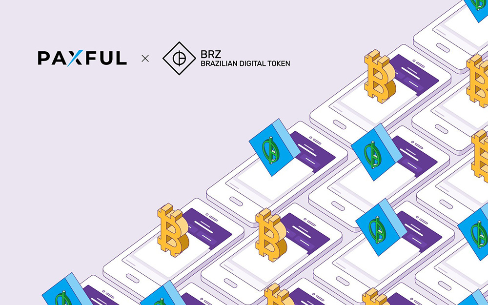Paxful and Transfero Joined Forces to Introduce BRZ Token to P2P Trading
