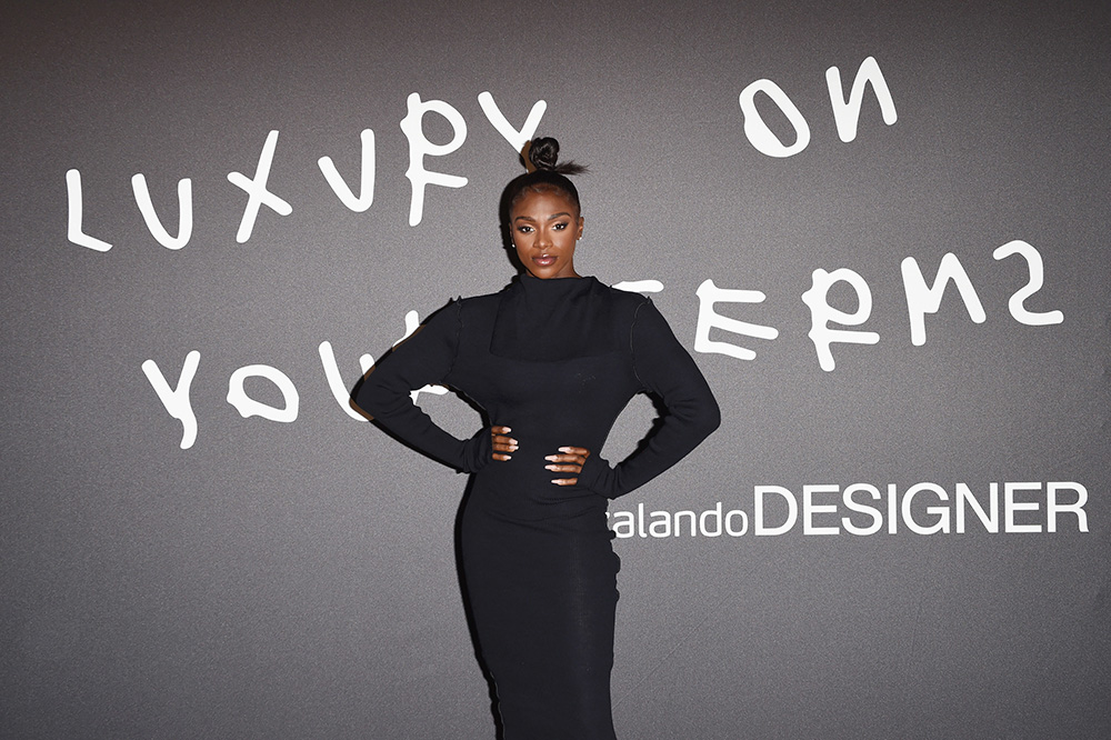 Peggy Gou, Ib Kamara, Coco Capitán and Dina Asher-Smith Attend Zalando Designer Event 'Luxury On Your Terms' at Milan Fashion Week