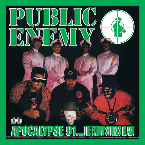 Public Enemy Celebrate 30th Anniversary of 'Apocalypse 91… The Enemy Strikes Black' With Deluxe Edition