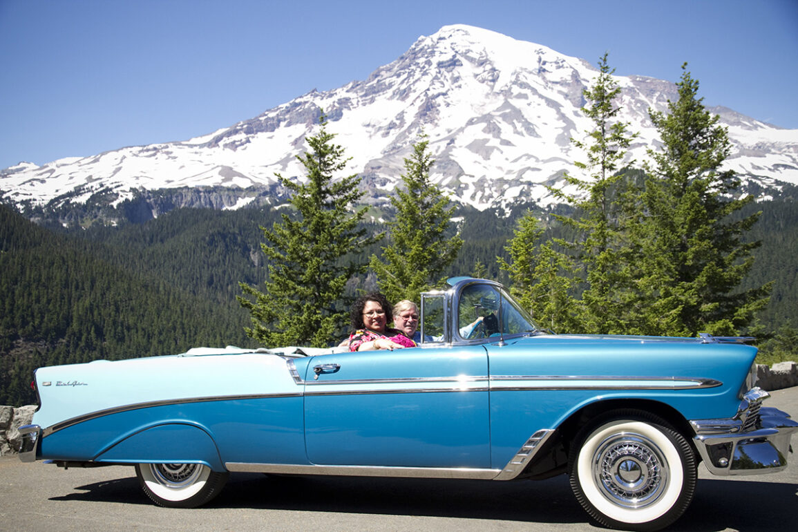 Road-Trip Romance is on the Itinerary at Mount Rainier