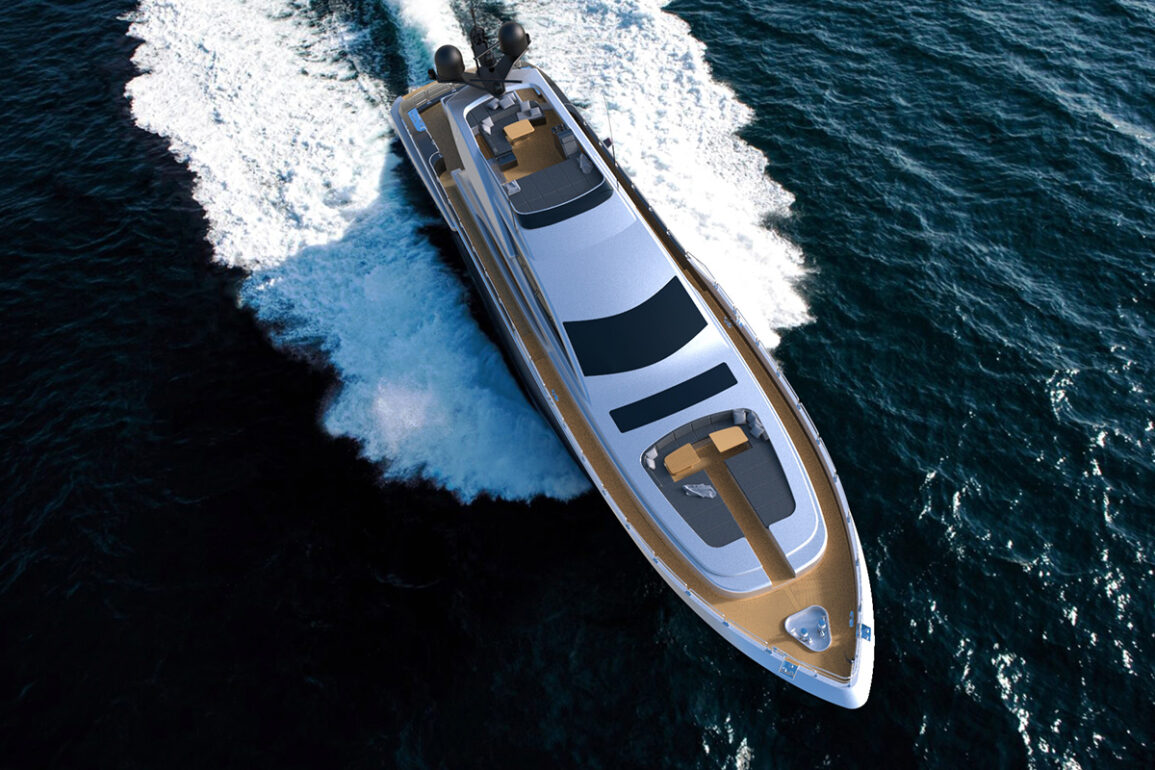 Seven Stars Revives Iconic Made-in-Italy Brand Leopard Yachts With Customised 36m Range