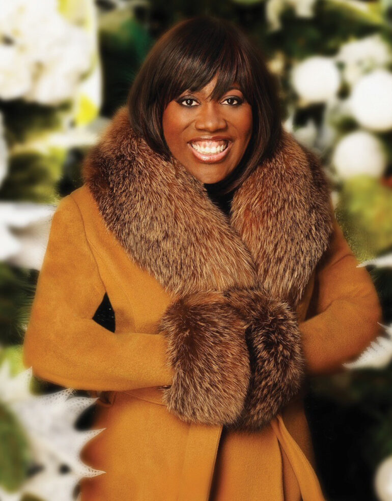 Sheryl Underwood Announced as Grand Marshal of 'The 89th Annual Hollywood Christmas Parade Supporting Marine Toys For Tots'