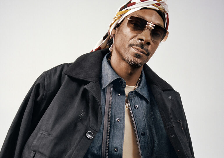 Snoop Dogg Is New Face of G-Star RAW