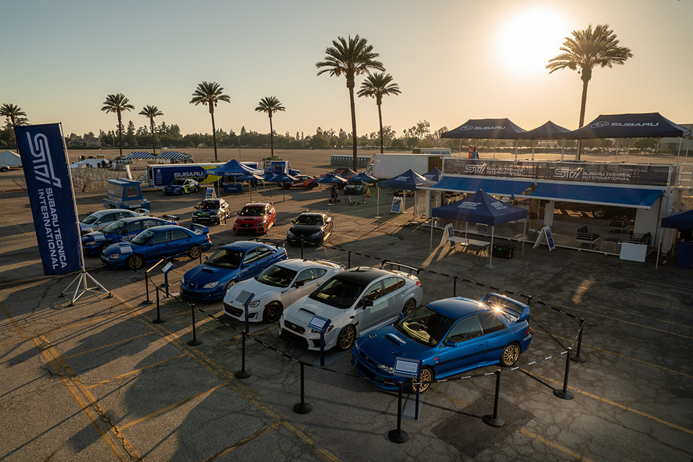 Subaru Attempts GUINNESS WORLD RECORDS™ Title For The Largest Parade Of Same-Make Vehicles