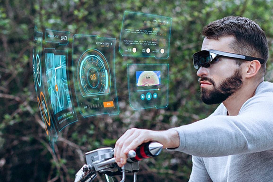 The Lightest 4K Mixed-Reality Glasses for High-Definition Multimedia