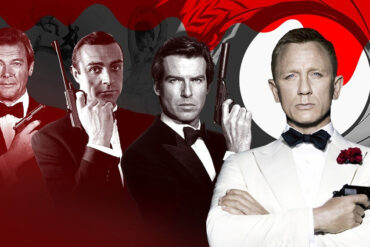 The World's Most Famous Secret Agent: UMe Releases 'The Best Of Bond…James Bond'
