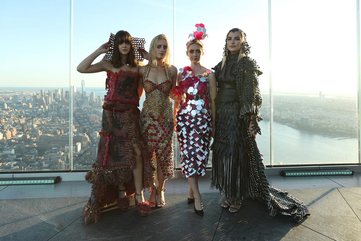 Turning Waste Into Fashion: Junk Kouture Enters U.S. Market Bringing Sustainability To Life On A Global Stage