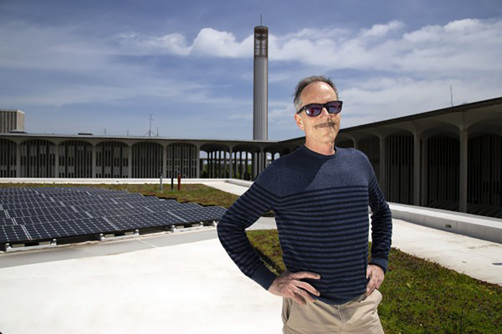 UAlbany Renewables Researcher Creates Interactive Map for Solar Panel Deployment Across the U.S.